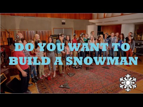 Disney-Do You Want To Build A Snowman (Subtitulada a Español)