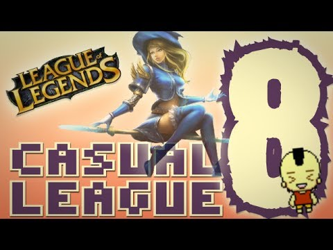 Casual League #8 - Obamacare League Team