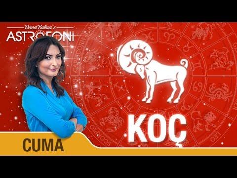 Astroloji - Koç burcu günlük yorumu 20 Kasım 2015