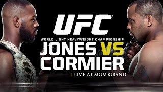UFC 182: Jones vs. Cormier preview