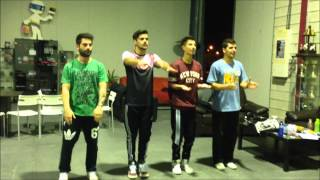 Just Dance 2015 Tetris - Funny
