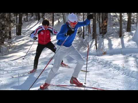 Training Olympians: Stratton Mountain School - 03/08/2014