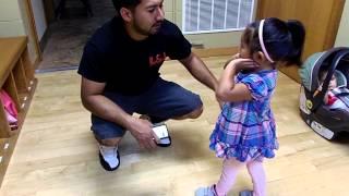Mia's First Day at Preschool