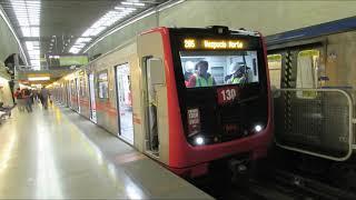 Metro De Santiago   Sonido de Cierre de Puertas
