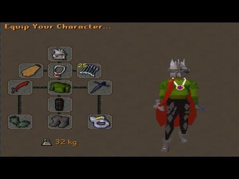 The Forgotten Runescape Build Returns