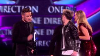 One Direction Video - One Direction win BRITs Global Success Award | BRITs Acceptance Speeches