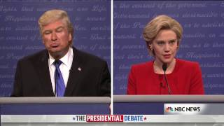 How SNL Spiked the Football Too Early on Hillary Clinton | SUPERcuts! #389