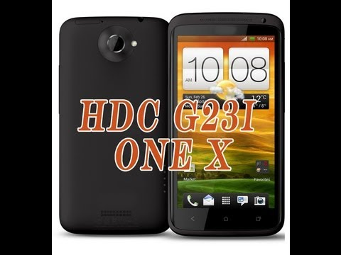 HDC G23i ONE X S720E 1.8Ghz android 4.0 ics dual sim 3G mobile phone 3D system quick reviews