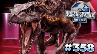 INDORAPTOR IS COMING!?! | Jurassic World - The Game - Ep358 HD