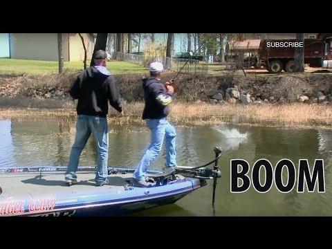 SMC Season 10:10 - Monster Bass Sight Fishing Challenge in Texas - Secrets Revealed