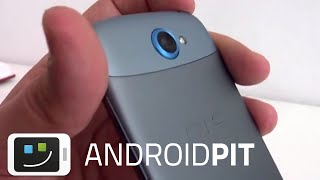 HTC One S Hands-On (Deutsch)