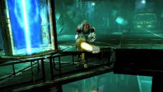 Enslaved Odyssey to the West - TGS 2010 Enemies Gameplay Trailer [HD]