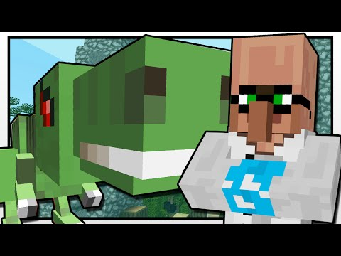 Minecraft | TRAYAURUS VISITS JURASSIC WORLD!! | Custom Mod Adventure
