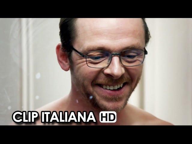 Un'occasione da Dio Clip Italiana 'Allo specchio' (2015) - Simon Pegg, Kate Beckinsale [HD]