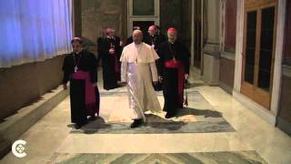 Living poverty in the Vatican?