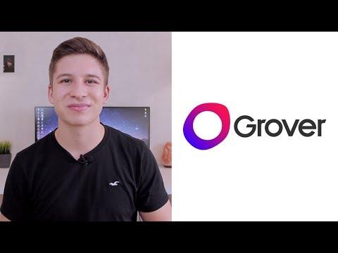 Technik mieten anstatt kaufen? Grover Start-up!