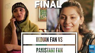 ICC Champion's Trophy 2017   Indian Cricket Fan VS Pakistan Cricket Fan FINAL   Mauka Mauka - (ODF)