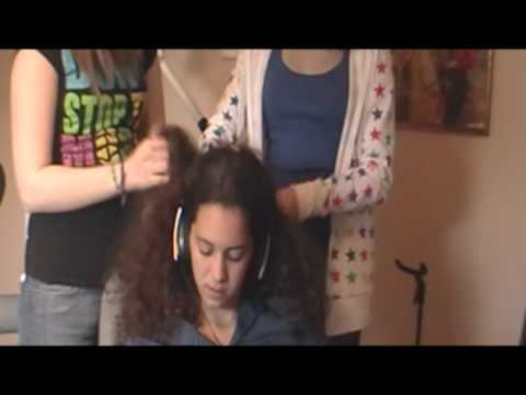 The Princess Diaries (The Makeover Scene) Remake