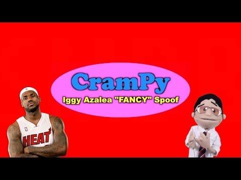 Iggy Azalea - FANCY LeBron James Parody (Crampy)
