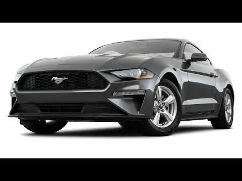 2019 Ford Mustang Video