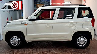 2019 Mahindra TUV300 T6+   Lower Variant   7 Seater SUV   Price   Mileage   Features   Specs