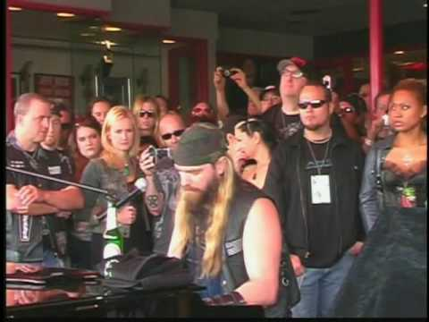 ZAKK WYLDE In This River - Dimebag Darrell Rock Walk Induction 2007