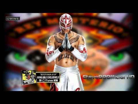 WWE: Rey Mysterio 7th Entrance Theme: Booyaka 619 - P.O.D