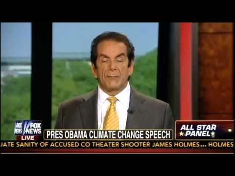 Krauthammer: Obama's climate change proposal is 'nuts'