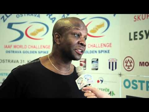 Donovan Bailey - interview