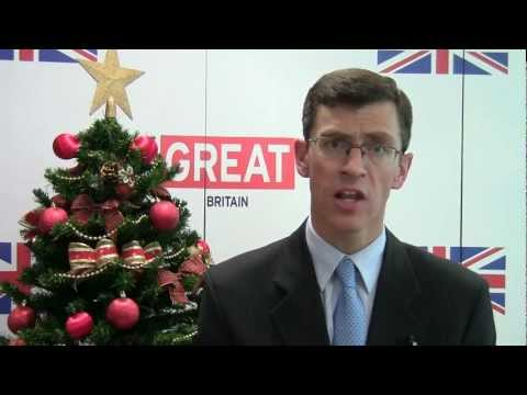 End of year message from James Dauris, British Ambassador to Peru