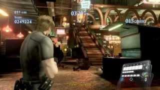 Resident evil 6 PC - Mercenaries Boss madness