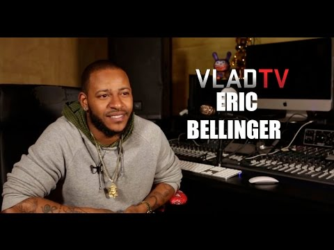 Eric Bellinger: It Sucks the Media Have Vilified Chris Brown