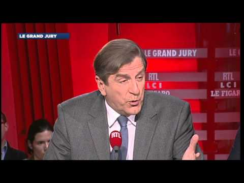 Le Grand Jury du 19 janvier 2014 - Arnaud Montebourg - 1ere partie
