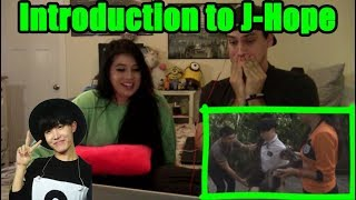 """""""An Introduction to BTS: J-Hope Version"""" 