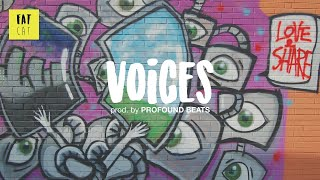(free) Old School 90s boom bap type beat x Hip Hop instrumental | 'Voices' prod. by PROFOUND BEATS