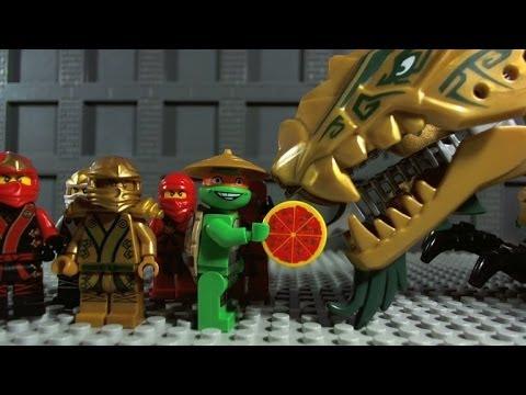 lego ninjago movie part 2 - youtube