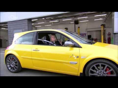 Megane R26 Fifth Gear 2014