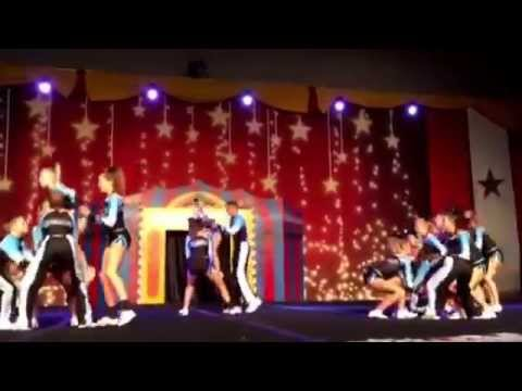 Premier Athletics Tiger Sharks-Small Junior Coed 5-All Star Challenge