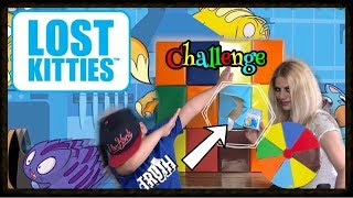 LOST KITTIES HIDE AND SEEK CHALLENGE!! Κρυφτό με τα γατάκια/Famous Tolis