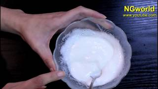In 5 Minutes, Remove Unwanted Underarms Hair, NO SHAVE NO WAX, Unwanted Hair Removal II NGworld