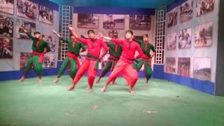btv dance progeram,,, jole uto bangladesh,