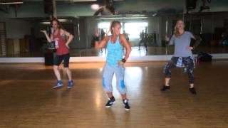 Englishman In New York- Zumba World Class - Ester Julia, Móa and Edda