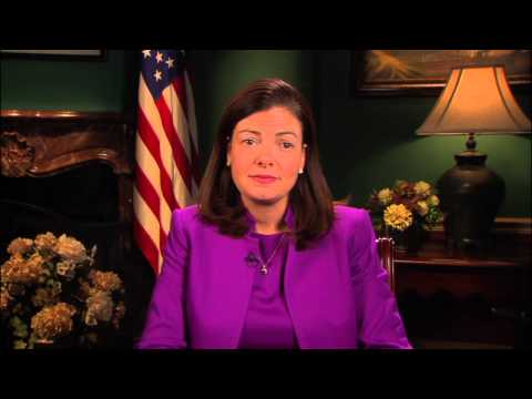 11/17/12 - Sen. Kelly Ayotte (R-NH) Delivers Weekly GOP Address On Avoiding The Fiscal Cliff