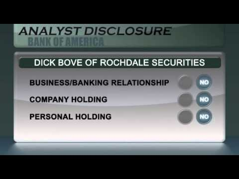 Dick Bove on What's Next for Bank of America (NYSE:BAC)