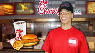 Chick-Fil-A Employees Be Like
