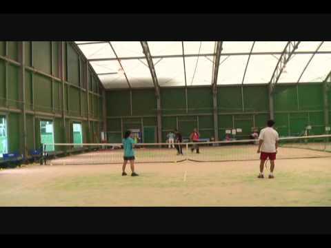 アイ・テニスクラブ 金曜 上級クラス