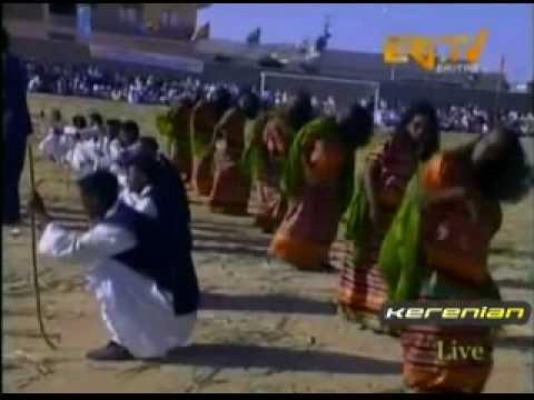 Eritrea - Tigre Song & Dance  hellena  - هلينا  -  ህለና video