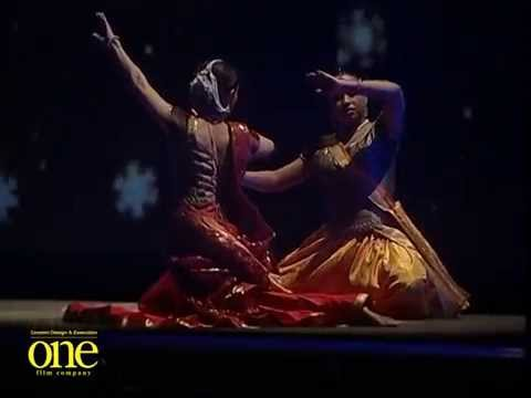 Exquisite Dance Forms - 3D Hologram