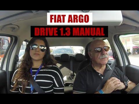 Fiat Argo Drive 1.3, por Emilio Camanzi