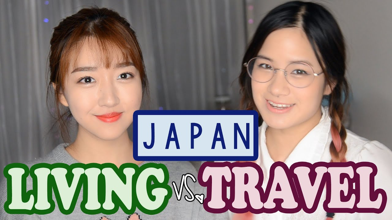 Living vs Travel in JAPAN | Ask KimDao Q&A